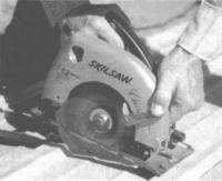 10.13. Отрезные круги используются при резке стальных панелей
