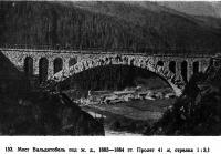 153. Мост Вальдитобель под ж. д.