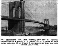 161. Бруклинский мост. Инж. Реблинг