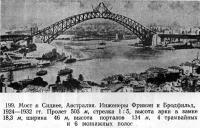 199. Мост в Сиднее, Австралия