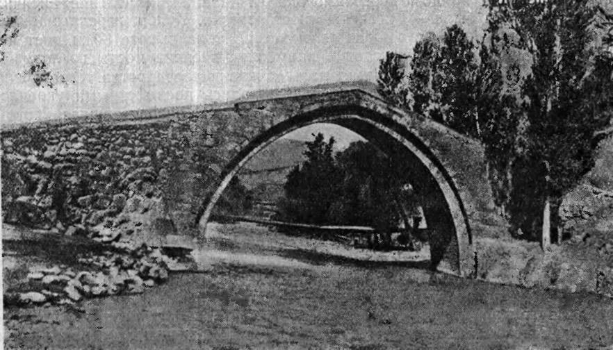224. Мост Дадала в Кешникенде, XVII в.
