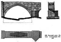 228. Красный мост. Детали конструкции сводов