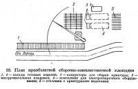 39. План приобъектной сборочно-комплектовочной площадки