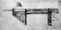 404. Проект моста в Киеве. Береговой пролет