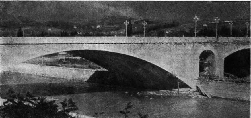 425. Мост в Сот. Фото с натуры