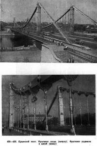 458—459. Крымский мост. Фрагмент