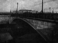 466. Малый Каменный мост. Вид с натуры