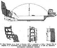 63. Мост Треццо на р. Адде в Италии, 1370 г.