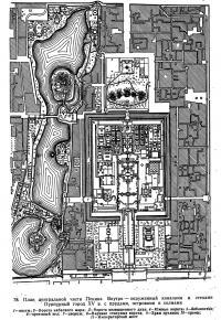 78. План центральной части Пекина