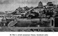 80. Мост в летней резиденции Пекина