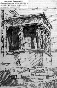 Акрополь. Эрехтейон