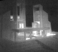 Архитектурное освещение крематория. Дипломный проект Е. Окиншевича