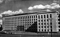 Белорусский Государственный университет им. В. И. Ленина, главный корпус