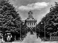 Бульвар по Комсомольской улице