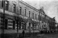 Бывшее здание Окружной лечебницы