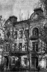 Бывший дом купца Муравьева
