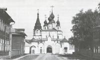 Центральный комплекс монастыря
