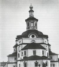 Церковь Иоанна Предтечи в Иоанно-Предтеченском монастыре. 1915 г.