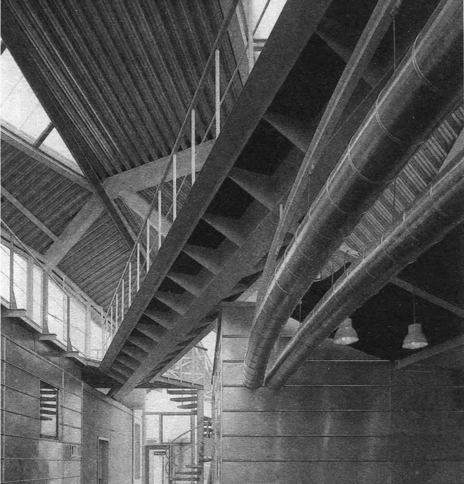 Динамическая структура. Д. Либескинд