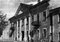 Дом №16 на Замковой улице