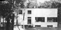 Дом директора, Дессау. В. Гропиус, 1925—1926