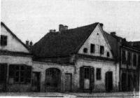 Дом на Замковой улице