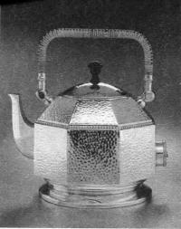 Электрический чайник, АЭГ, Берлин, 1909
