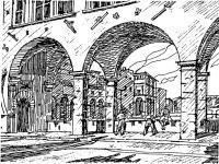 Флоренция. Мост Понте Веккио
