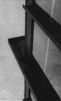 Фрагмент сооружения Иллинойского технологического института. США. Л. Мис ван дер Роэ, 1950-е