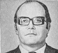 Г. В. Матвеев, инженер