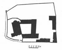 Генеральный план Францисканского монастыря