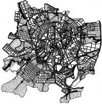 Генеральный план реконструкции Москвы, 1935