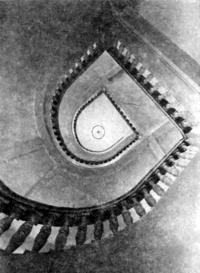 Гостиница Советская. Мраморная лестница