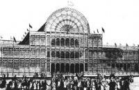Хрустальный дворец. Архит. Пэкстон, Лондон, 1851