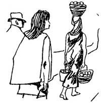 Израиль. Путевые зарисовки 1967 г.