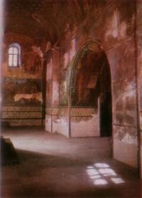 Кирилловская церковь. Интерьер