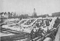 Контурное замораживание грунта на участке тоннеля Рижского радиуса