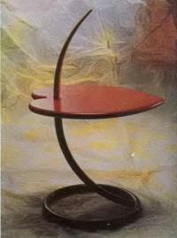Масанори Умеда, столик «Anthurium», 1990