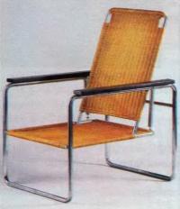 Машина для сиденья. Марсель Брейер, 1928 — 1929