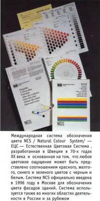 Международная система обозначения цвета NCS