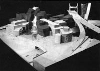 Музей Гугенхейм в Бильбао. Ф. Гери Испания. Макет, 1991