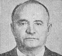 Н. И. Федоров, начальник СМУ-5, заслуженный строитель РСФСР