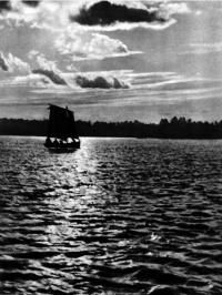 На озере Нарочь