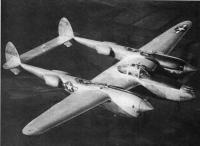 П-38 Клэренс Л. Келли Джонсон для Локхид