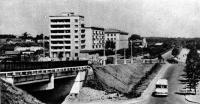 Парковая магистраль, реконструкция 1963 года