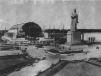 Павильон механизации ВСХВ, 1939 г. Архитекторы В. Андреев и К. Таранов
