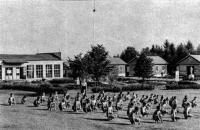 Пионерский лагерь «Солнечная поляна.» в пригородной зоне Минска