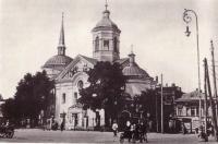 Пирогоща. Фото начала XX в