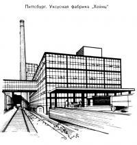 Питтсбург. Уксусная фабрика Хейнц