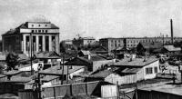 Площадь Якуба Коласа до реконструкции